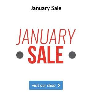 January Sale 201